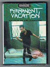 PERMANENT VACATION - JIM JARMUSCH - JOHN LURIE - 1980 - NEUF NEW NEU