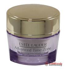 Lot Of 2 Estee lauder Advanced Time Zone Line/Wrinkle Creme Spf 15 .5oz N&U