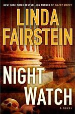 Night Watch by Linda Fairstein (2012, Hardcover) LIke New Used Copy