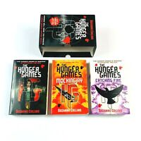 The Hunger Games Trilogy Boxed Set by Suzanne Collins (Paperback)