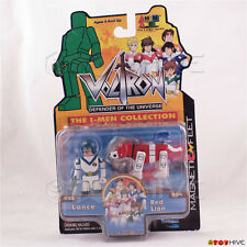 Voltron Defender of the Universe - Lance & Red Lion - Toynami I-Men Collection