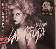 Lady Gaga - Born This Way - 4 Track Japan Maxi-CD - sehr selten - RAR