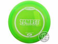 New Discraft Elite Z Zombee 177+g Green White Stamp Fairway Driver Golf Disc