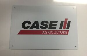Case IH Agriculture Metal Tin Signs - International Harvest Tractor Farm Diesel