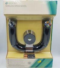 Volant Officiel Wireless Speed Wheel XBOX 360 NEUF