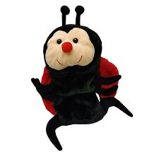 New listing Daphne Golf Club Cover Ladybug Headcover Plush Soft Toy Washed Clean 30cm