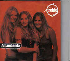Treble-Amambanda cd single songfestival 2006