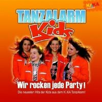 "TANZALARMKIDS ""WIR ROCKEN JEDE PARTY"" CD NEUWARE"