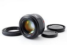 Minolta AF 50mm F/1.4 Prime Lens w/Hood For Sony A Excellent+++ MIJ Tested #5796
