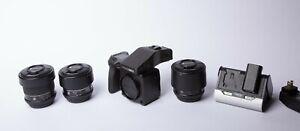 Phase One XF Camera Body, Prism Viewfinder, Schneider 55MM, 80MM, 110MM -LS@F2.8