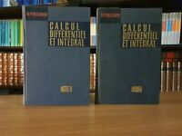 Editions Moscou∎Piskounov➔Calcul Differentiel 1-2 〈matematica┃edizioni mir┃FRA〉