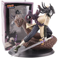 Naruto Shippuden Orochimaru PVC Action Figure Collectible Model Toy