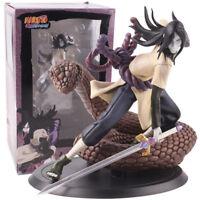 Naruto Shippuden Orochimaru PVC Action Figure Collectible Model Toy