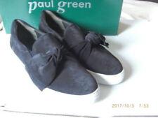 Boat Shoes Patternless Regular Flats for Women