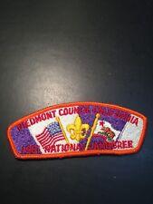 PIEDMONT COUNCIL NORTH CAROLINA 2010 NATIONAL JAMBOREE JSP