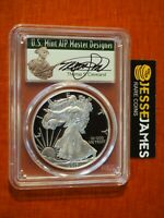 2017 S PROOF SILVER EAGLE PCGS PR70 DCAM THOMAS CLEVELAND FIRST STRIKE POP 200