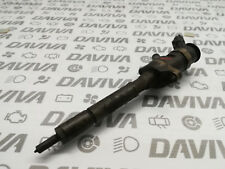 NOT TESTED Citroen Peugeot 308 1.6 HDI Diesel Engine Fuel Injector 0445110297 #2