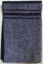 NWT TOMMYHILFIGER 3 RIBBON STRIPE COTTON TOWELS SET