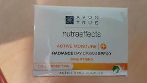 AVON Nutra Effects Radiance Day Cream SPF20
