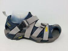 Teva Karnali Wraptor Mens Water Sandals Size 8 Blue Grey Waterproof Shoes