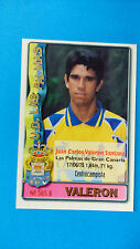 Mundicromo 96/97 VALERÓN UD LAS PALMAS 96 97 / Mallorca Deportivo U.D. valeron