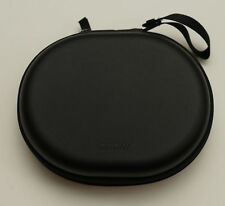 Sony Genuine Original Carrying Case For Headphones MDR-1000X WH-1000XM2 Black