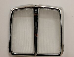Kenworth T660 Chrome Grille Full Assembly Alliance ABP N795 91310