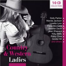 Country and Western Ladies [CD]