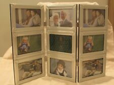 3 Panel Screen Picture Frame - Table Top