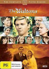 The Waltons : Season 5 (DVD, 2017, 5-Disc Set)