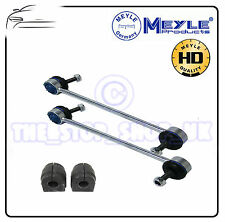 BMW 3 SERIES E46 316 318 320 325 MEYLE HD FRONT ANTI ROLL BAR LINKS AND BUSHES