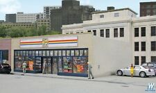 Walthers Cornerstone 24-Seven Quick Mart Kit 933-3477 HO Scale (suit OO also)