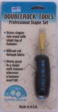 "Doublerockâ""¢ Tools Professional Staple Set Upholstery Tool (M206.10)"