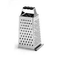 NorPro 343 Stainless Steel Grip-EZ Cheese Grater With Catcher Kitchen