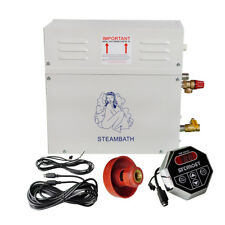 9KW 220V Steam Generator +ST-135 Controller +Steam Maker for Home SPA Bath Sauna