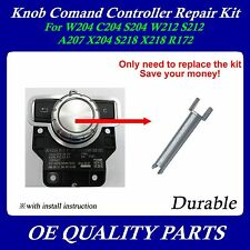 Console Comand Controller Knob Multi-Switch Mercedes Push-Button Shaft Repair