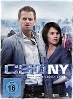 CSI: NY - Season 7.2 [3 DVDs] von Rob Bailey, Oz Scott | DVD | Zustand gut