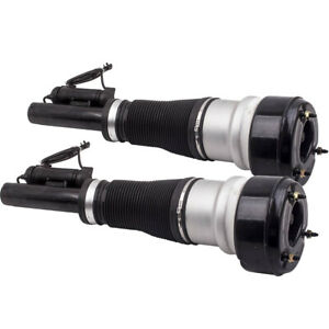 2x Front Air Suspension Struts for Mercedes Benz W221 S Class Air Spring Bags