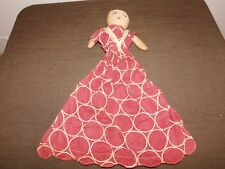 "VINTAGE TOY EARLY 1900S  21"" HIGH CLOSE CLOTHES PIN DOLL"