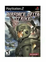 AirForce Delta Strike Ps2 Playstation 2 Game Disc Only 38s T Kids