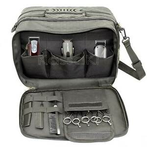 Hairdressing Tool Carry Equipment Salon Storage Travel Bag Case Check by Kassaki