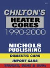 Chilton Brakes Guide Domestic&Import Cars,Trucks,Vans,SUVs 1990-2000