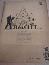 Banquet en l'honneur du 88éme anniversaire de la fondation GILLOT 1930