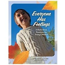 Everyone Has Feelings: A Book about Emotions for Young Children (Paperback or So