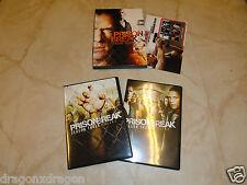 Prison Break Season 3 / 3. Staffel, 4 Discs, US-Fassung, Regionalcode 1