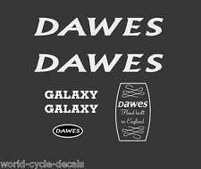 Dawes Galaxy Silver Decals-Transfers-Stickers #10