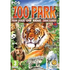 Zoo Park Game PC 100% Brand New