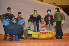 YELLO SUBMARINE-THE BEATLES ACTION FIGURE