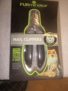 FURminator Nail Clippers Cats Sealed In Box - Animal Grooming Free Shipping
