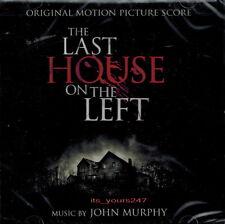 The Last House On The Left - Original Score [2009] | John Murphy | CD NEU